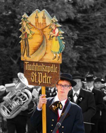 Festumzug 125 Jahre Oberbadischer Blasmusikverband in Elzach