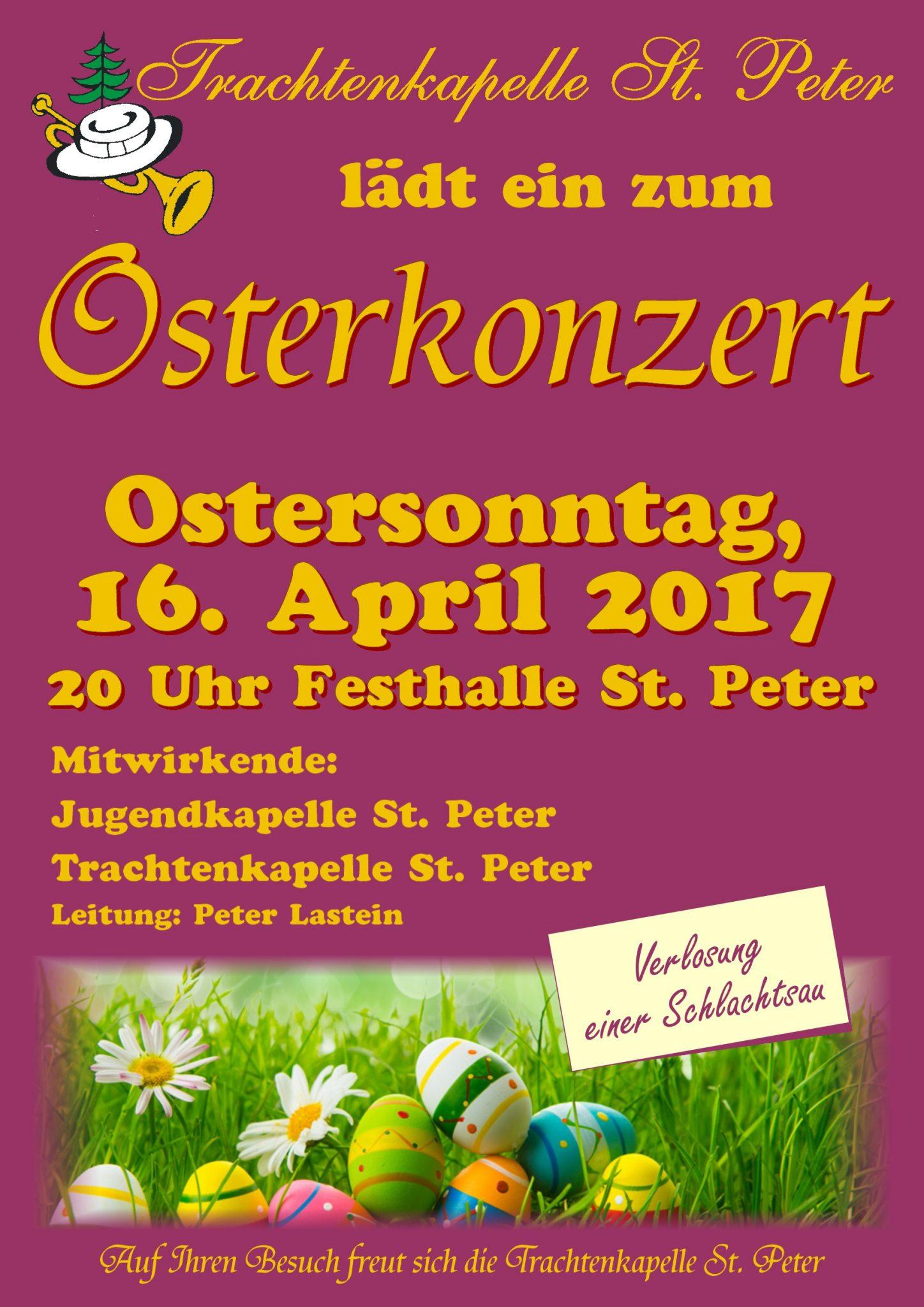 Osterkonzert