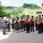 Jubiläum der Trachtengruppe St. Peter